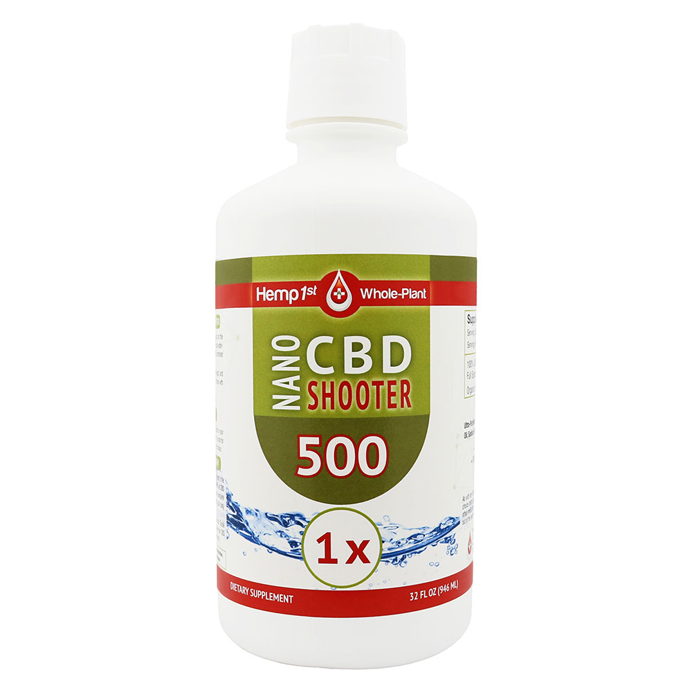 500mg Water Soluble Drink 32oz